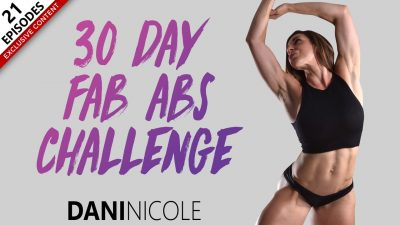 30 Day Fab Abs Challenge