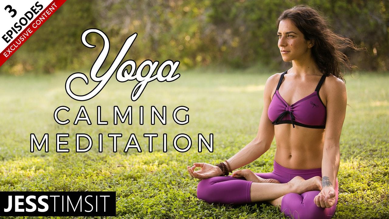Yoga Calming Mediation