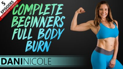 Complete Beginners Full Body Burn