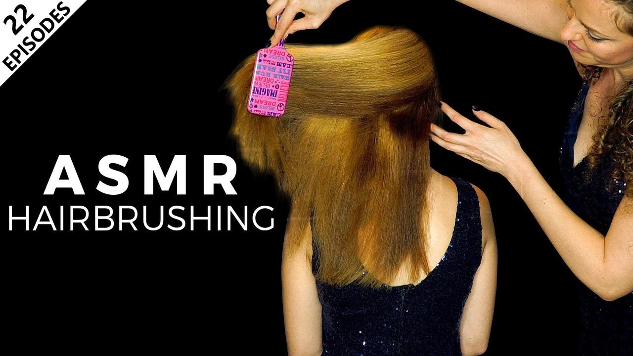ASMR Hairbrushing