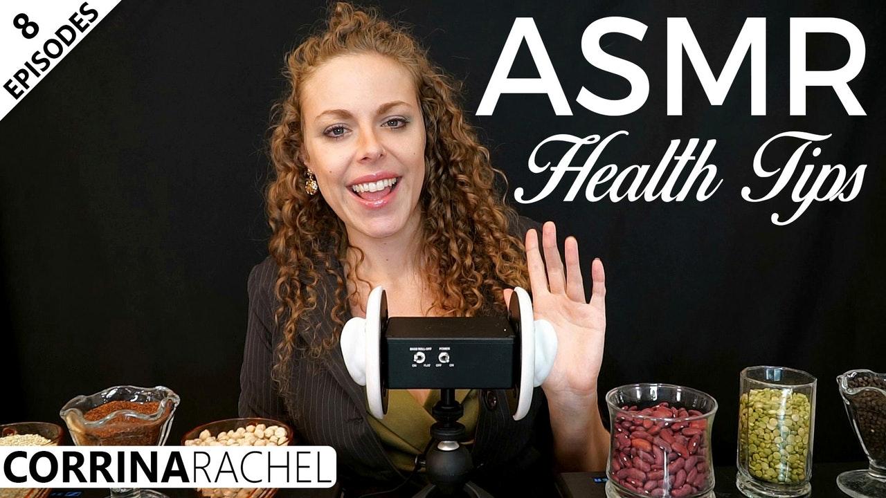 ASMR Health Tips
