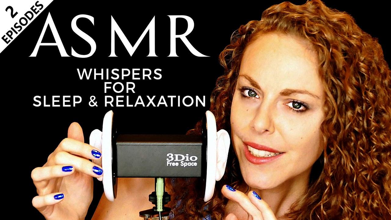 ASMR Whispers For Sleep & Relaxation