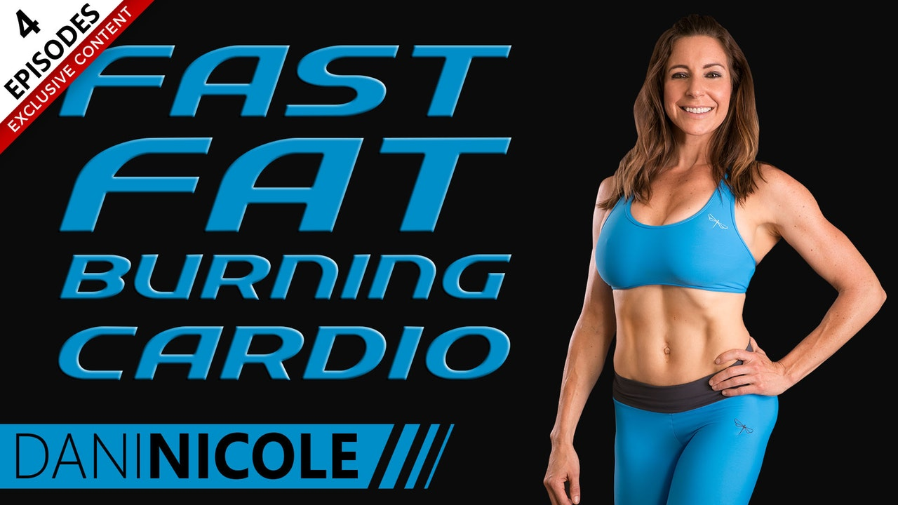 Fast Fat Burning Cardio