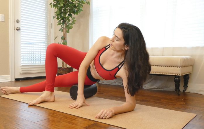 Day 9 teaches you how to incorporate foam rolling into your practice