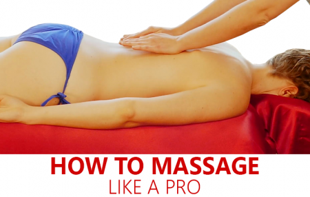 How To Massage Like A Pro