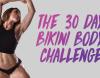 30 Day Bikini Body Challenge