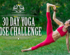 30 Day Yoga Pose Challenge