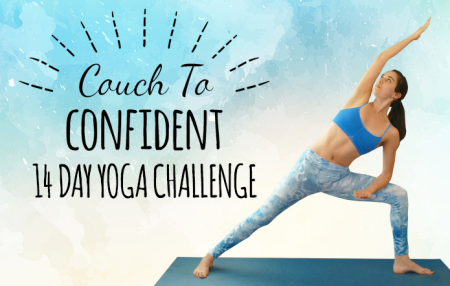 Couch To Confident 14 Day Yoga Challenge