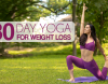 30 Day Yoga For Weight Loss