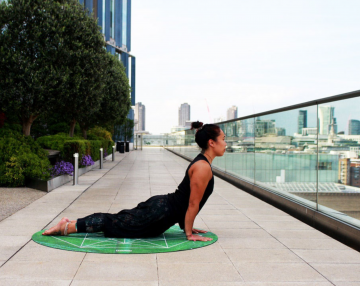 5 Yoga Poses to do at Work to Help Reduce Back Pain and Increase Overall Wellness.